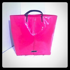 GUC Betsey Johnson Tote Hot Pink
